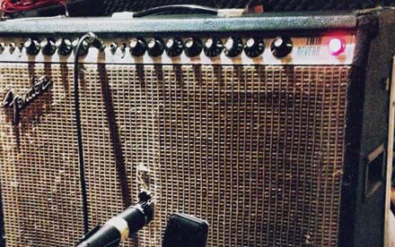 1970's Fender Twin Reverb